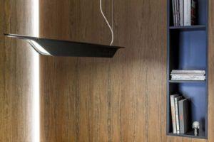 świetlówka jako element ozdobny