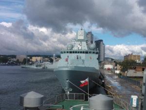 okręt bojowy