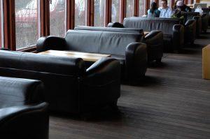 kanapy w restauracji