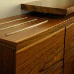 szafka drewniana